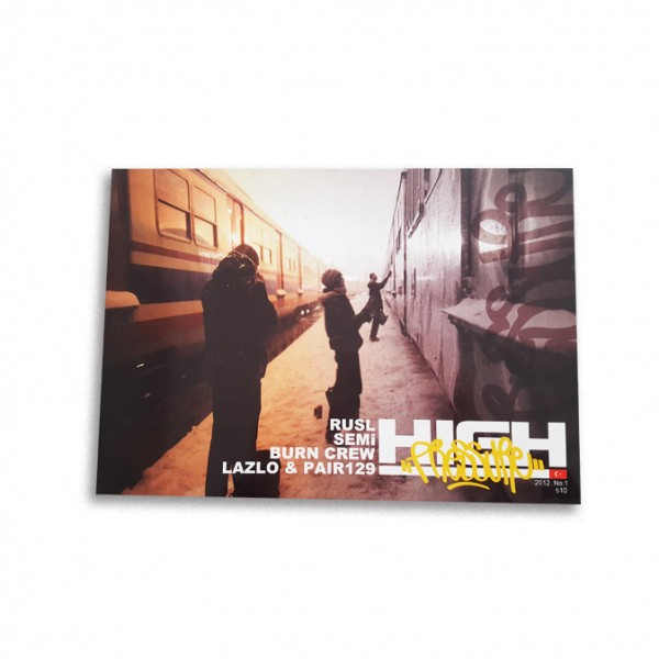 HIGH PRESSURE / ISSUE 01