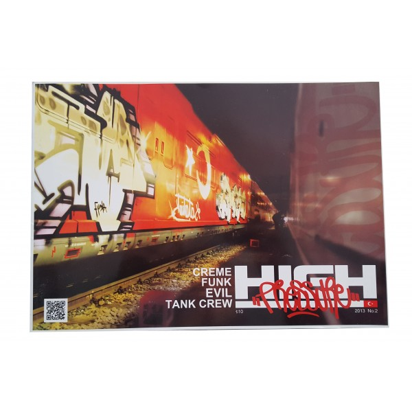 HIGH PRESSURE / ISSUE 02