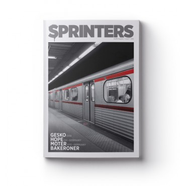 SPRINTERS  / ISSUE 01