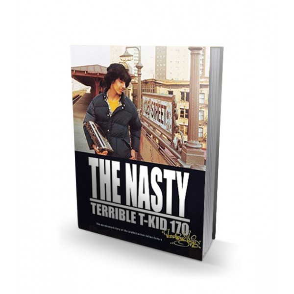 The nasty terrible t-kid170 kitap